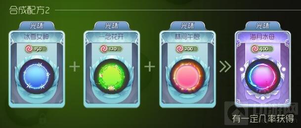 球球大作战海月水母光环怎么合成 配方介绍