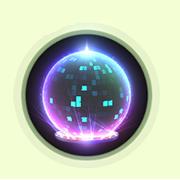 球球大作战,最佳贡献光环,皮肤,光环