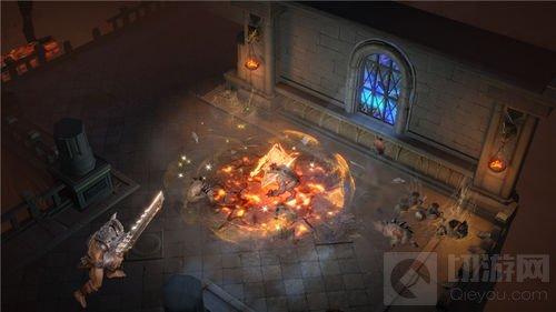 死亡即清零 无尽神域全新玩法测试服抢先体验
