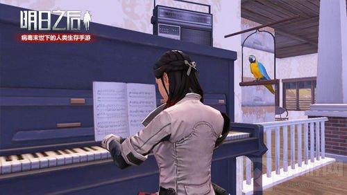鹦鹉将被人类驯化 《明日之后》再添末日新伙伴