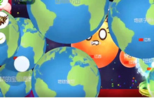 球球大作战如果让所有人都换上了地球皮肤