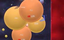 球球大作战四分弹射怎么用 教科书式操作视频