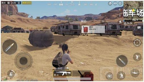 绝地求生刺激战场沙漠地图打野技巧 新手必看