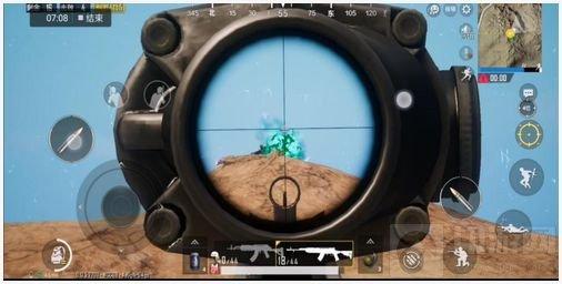 绝地求生刺激战场栓狙与射手步枪知识点分享
