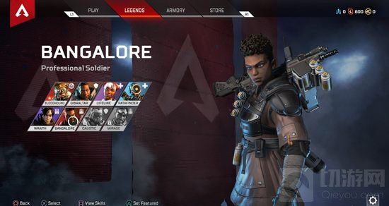 Apex英雄班加罗尔有什么技巧 英雄阵容搭配