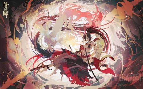 炎刃烈焰 阴阳师全新SP式神赤影妖刀姬即将降临
