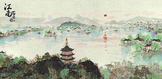 江南百景图手游中小雪