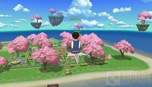 小森生活风点在哪里 全新地图风之岛四个风点全位置一览