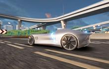 王牌竞速科幻单座超跑英菲尼迪Prototype10驶入赛道